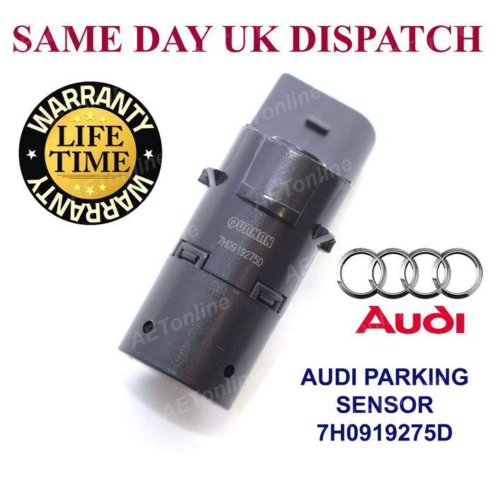 Audi A3 S3 A4 A6 Pdc Ultrasonic 3 Pin Parking Sensor