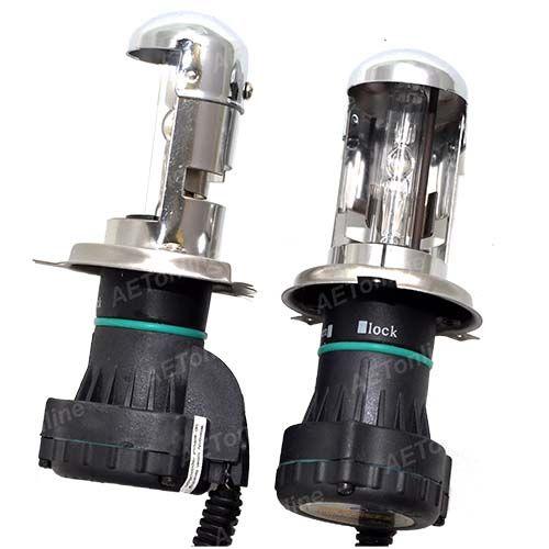 H4 Hid Bi Xenon Bulbs For Headlight 35w