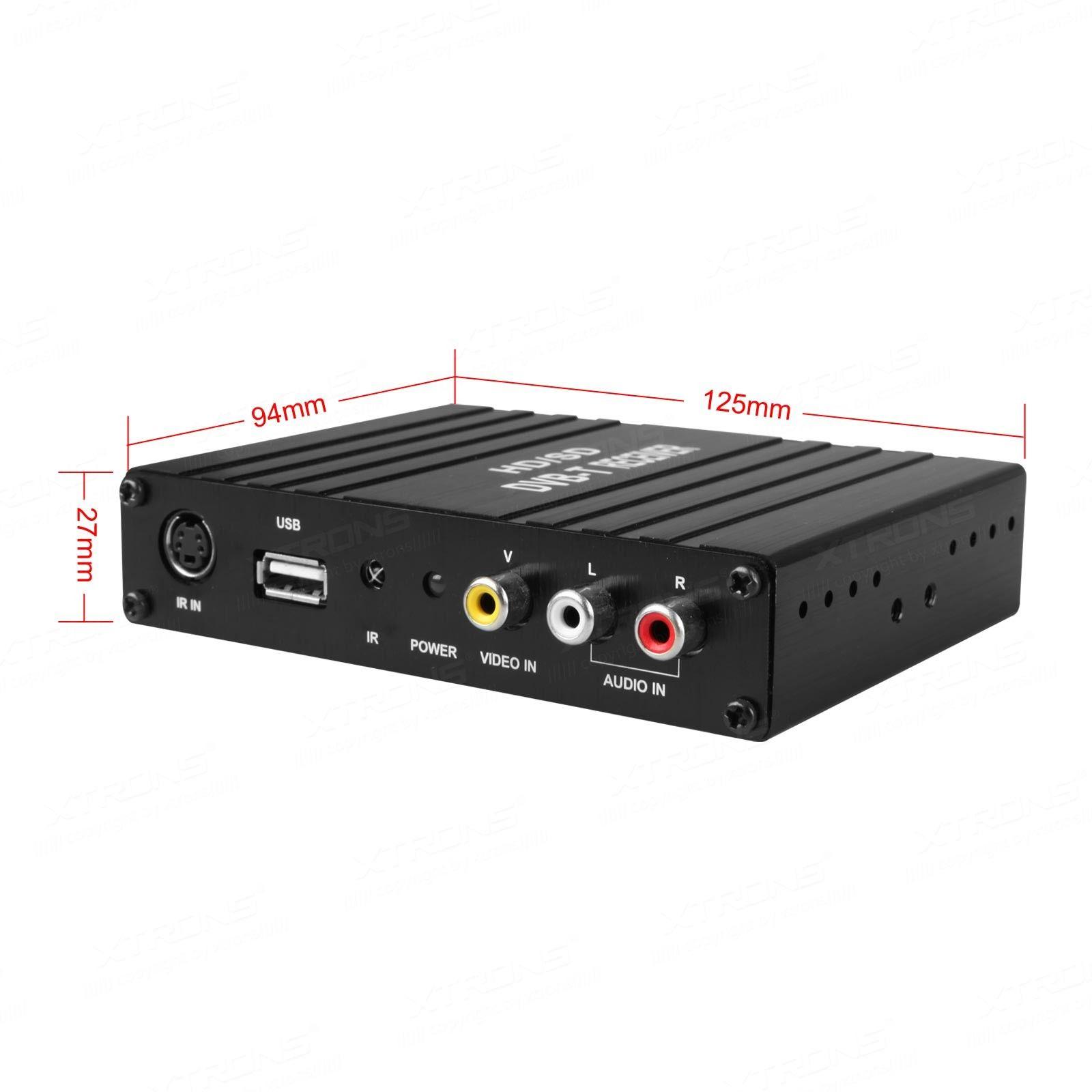 hd sd dvb t diversity freeview tv digital receiver for car mpeg 4 dual antenna. Black Bedroom Furniture Sets. Home Design Ideas