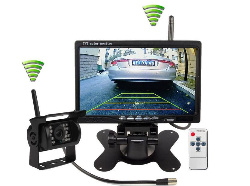 Reversing Camera + Monitor Kits