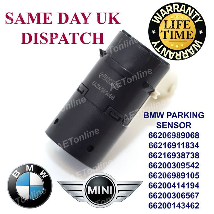 BMW PARKING SENSOR 5 6 7 SERIES Z4 E39 E53 E60 E61 E64 E65 E83 MINI R50 R52  R53