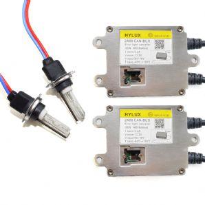 35w H7 5000K CAN BUS Xenon HID Conversion KIT Warning Error Free Mini Ballast